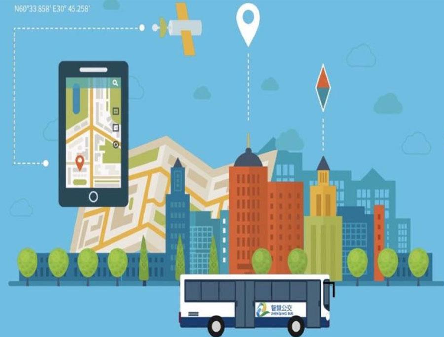 案例-智慧公交系统